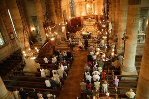 Casarse por la Iglesia