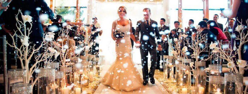 Ideas para celebrar una boda en navidad
